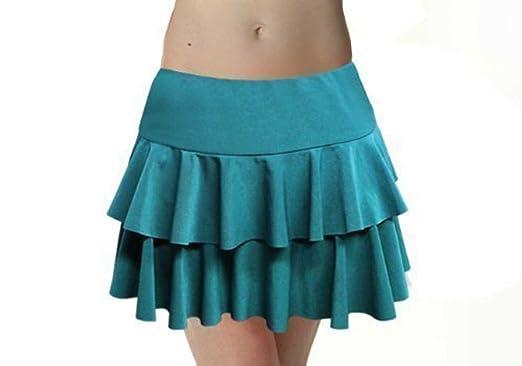2c4dd01944537 Barakah Fashion New Women Mini Short NEON UV Dance Rara Skirt Hen Night  Casual Club Wear Size 8-16 (UK S M 8 10