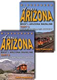 Across Arizona 2 DVD Set - BNSF Needles to Williams Junction to Lupton [DVD] ...
