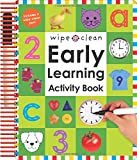 Early Learning Activity Book (Wipe Clean Early Learning Activity)