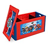 Nick Jr. Delta Children Store and Organize Toy Box, Minnie Mouse