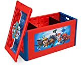 Delta Children Store and Organize Toy Box, Nick Jr. PAW Patrol Image