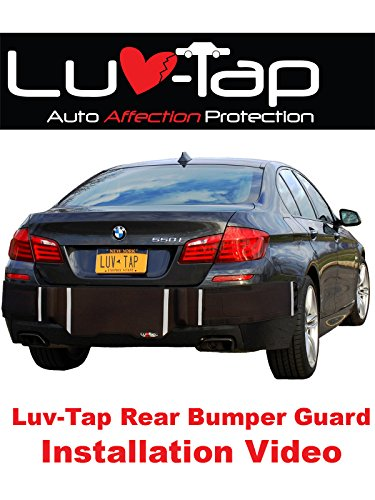 (Luv-Tap Rear Bumper Guard Installation Video)