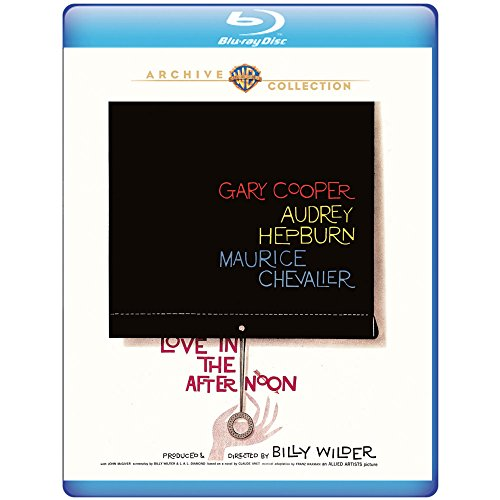 Love in the Afternoon (1957) [Blu-ray]