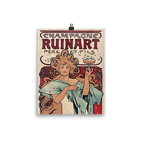 vintage-poster-champagne-ruinart-premium-luster-photo-paper-poster-8x10
