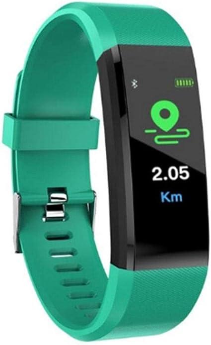 Image of Dinger Moda Impermeable Monitor de frecuencia cardíaca Bluetooth Smartwatch Regalo Smartwatches