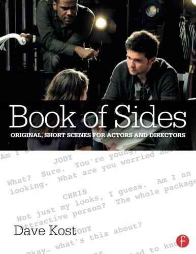 Book Of Sides:Original,Short Scenes...