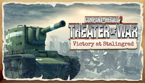 (Company of Heroes 2: Victory at Stalingrad [Online Game Code])