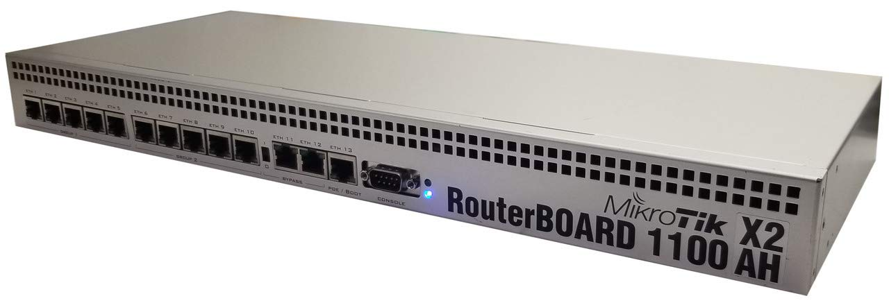 MIKROTIK RB1100 ROUTER DOWNLOAD DRIVERS