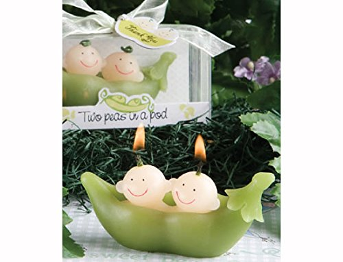 Fashioncraft Two Peas Collection Candle