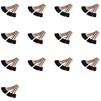 13 x Quantity of Walkera QR X350 PRO FPV (100mm) Super Clean RC Male to Male Ribbon Extensions Set(Servo Connector) - FAST FROM Orlando, Florida USA!
