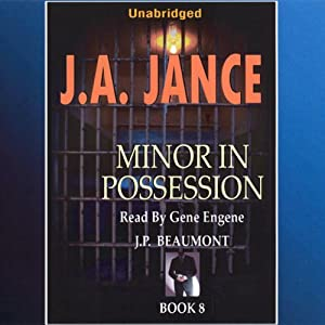 Minor in Possession Audiobook