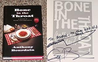 book cover of Bone in the Throat