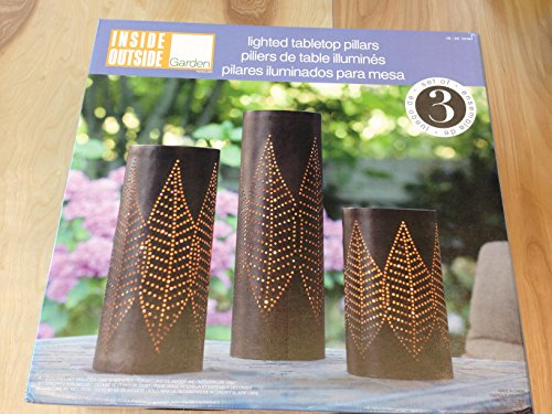 Lights For Garden Pillars