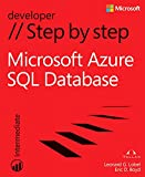 Microsoft Azure SQL Database Step by Step (Step by Step Developer)