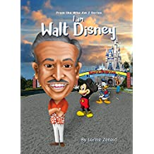 I Am Walt Disney (Who Am I Series)