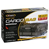 Cargoloc 32424 15-Cubic Feet Deluxe Roof Top Waterproof Cargo Carrier