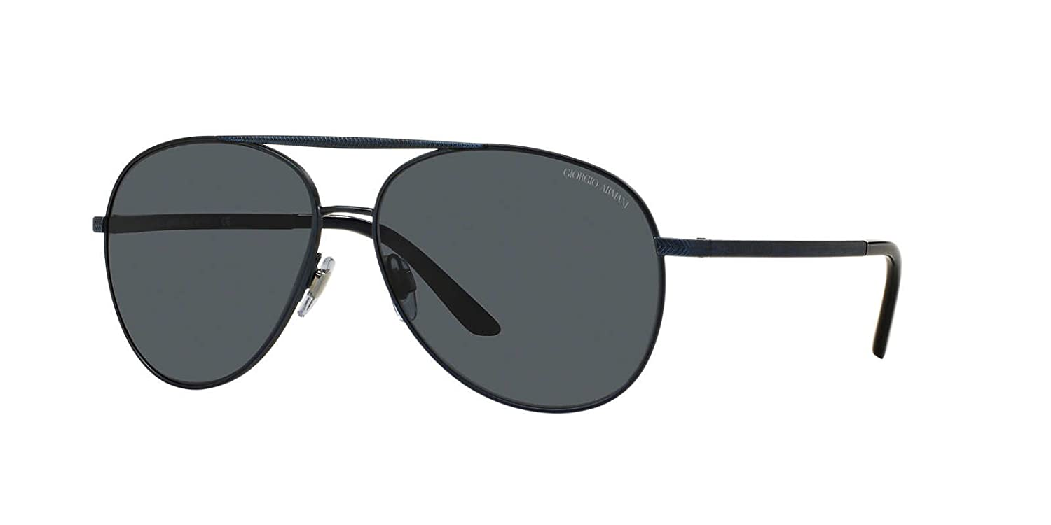 11f515b1a435 non-polarized. Lens width: 60 millimeters. Bridge: 14 millimeters. Arm: 140  millimeters. Brand: Giorgio Armani For Men - Made in Italy Frame Type: Metal