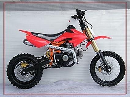 ZXTDR Plastic Body Fairing Kit and Tall Seat For CRF XR CRF50 XR50 50s 50cc 70cc 110cc 125cc Dirt Pit Bike Red+Red