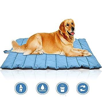 Alfombra Para Perros Al Aire Libre Cama Para Mascotas Impermeable Casa Para Mascotas Portátil Camas Para