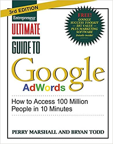 Ultimate Guide To Google Adwords 4th Edition Pdf