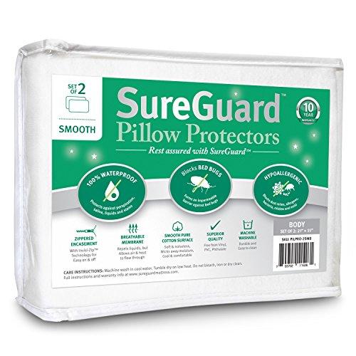 allergen body pillow protector - 7