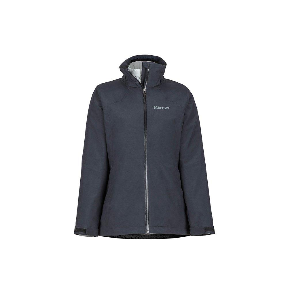 Marmot Featherless Doppeljacke Jacke, Damen, wasserdicht mit herausnehmbarer Innenjacke