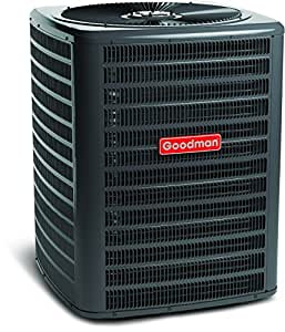 1.5 Ton 13 Seer Goodman Heat Pump - GSZ130181