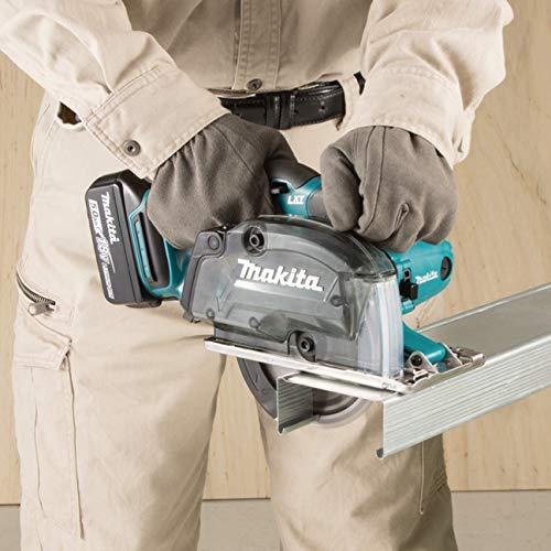18 V Azul MAKITA 0088381865647 Cortador 136mm