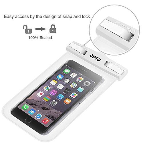 dd4fa769e3e JOTO Universal Waterproof Pouch Cellphone Dry Bag Case for - Import It All