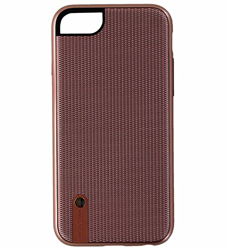 eil Case for Apple iPhone 7 - Rose Gold Metal ()