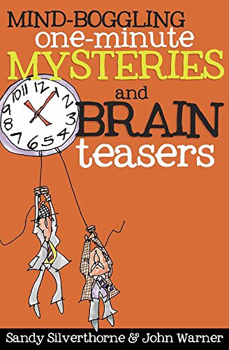Mind-Boggling One-Minute Mysteries and Brain - Outlets Silverthorne