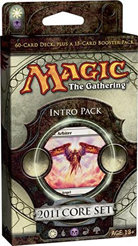 Theme Deck Intro Pack 1 Magic the Gathering- MTG: 2011 Core Set M11 Bla.. Wizards