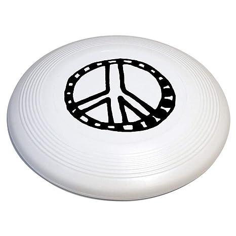 Azeeda Pequeña Simbolo de Paz Disco Volador (FD00008519)