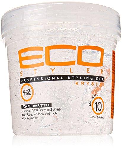 Eco Styler Krystal Styling Gel, 16 Ounce