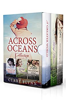 Across Oceans: Historical fiction collection by [Flynn, Clare]