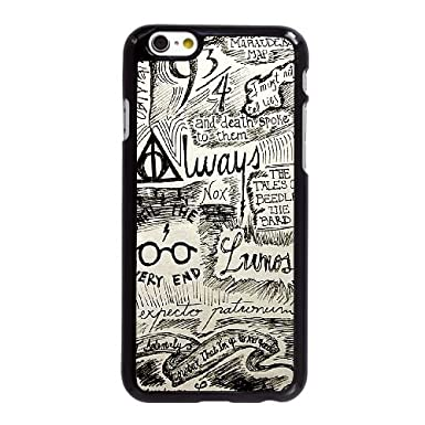 Draw Harry Potter Stuff Iphone 6 6s 4 7 Inch Cell Phone Case Black