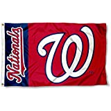 WinCraft Washington Nationals Flag 3x5 MLB Banner