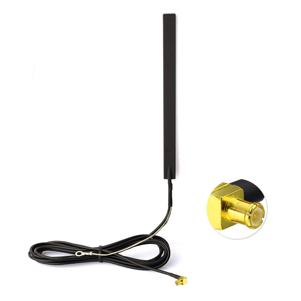 Antenne MCX Antenne Autoradio DAB Scheibenantenne mit MCX Stecker 3m 9.8ft RG174 Antenne Verl/ängerung f/ür Auto Radio Blaupunkt TechniSat Pioneer Sony Kenwood Alpine MEHRWEG Eightwood DAB