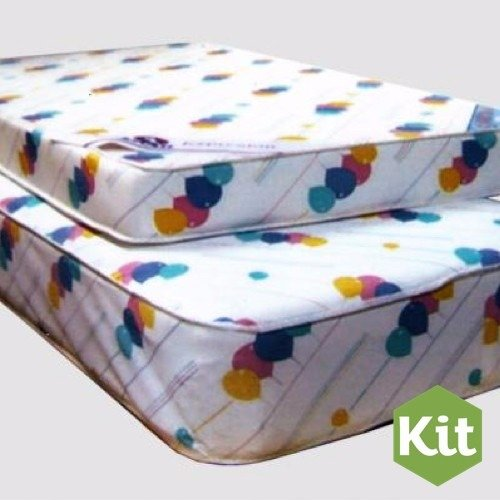 KIT MOBILIARIO Colchón para Cuna Montessori Kit