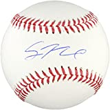 Sean Newcomb Atlanta Braves Autographed Baseball - Fanatics Authentic Certified - Autographed Baseballs