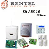 kit completo filare antifurto bentel absoluta 16 amazon