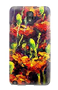 Special Jasenka Selimovich Skin Case Cover For Galaxy Note 3, Popular Abstract Painting Phone Case