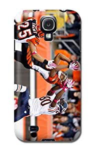 DIY Cincinnati Bengals New Hard Cell Phone Cover Case Fit For samsung galaxy s4 i9500 i9505 i9502