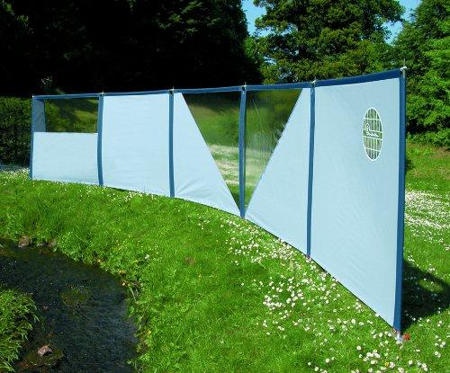 Unbekannt Isabella Windschutz Flex Erweiterung mit Fenster