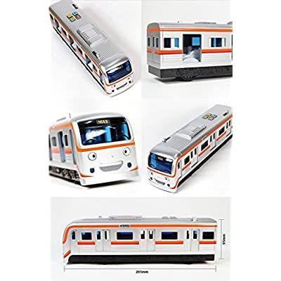 Tayo the Little Bus - Met the Subway Train: Toys & Games