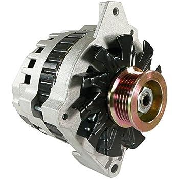 new alternator delco 12si 94 amp 12 volt v drive pulley cw for amc gm clark hyster. Black Bedroom Furniture Sets. Home Design Ideas
