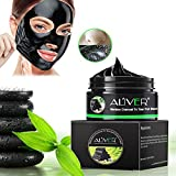 Blackhead Remover Black Mask, Face Purifying Peel Off Activated Charcoal Mask Deep Facial
