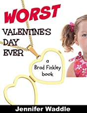 Worst Valentine's Day Ever: a Brad Finkley book