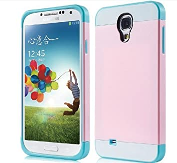 Premium TPU Silicona Funda Protective Case Funda Cover Para Samsung Galaxy S4 Mini i9190 libre (Not for S4) B01