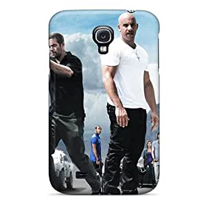 CNnFw11530UPwfW Anti-scratch Case Cover OscarAPaz Protective Fast Five Movie Cast Case For Galaxy S4